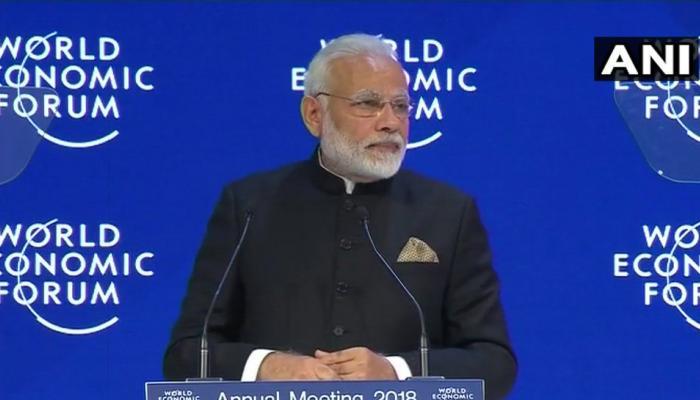 WEF: जब पीएम नरेंद्र मोदी ने दावोस में ओसामा बिन लादेन और हैरी पॉटर का जिक्र किया...