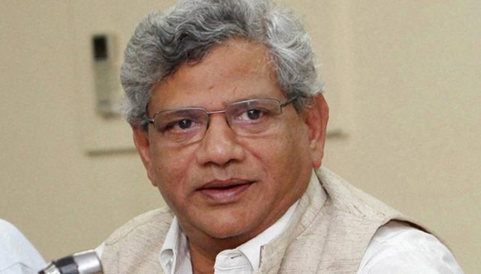 CJI के खिलाफ महाभियोग प्रस्ताव लाने के लिए अन्य दलों से चर्चा कर रही है माकपा : येचुरी