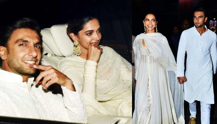 Deepika, Ranveer, Shahid, Sanjay Leela Bhansali look relieved at their Padmaavat screening