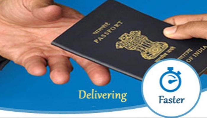 Top news of hindi and english newspaper urgent passport in just 3 days
