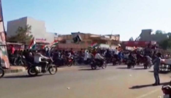 MP में मुस्लिम युवकों ने 26 जनवरी को निकाली बाइक रैली, लहराया 'पाकिस्तानी झंडा', मचा बवाल