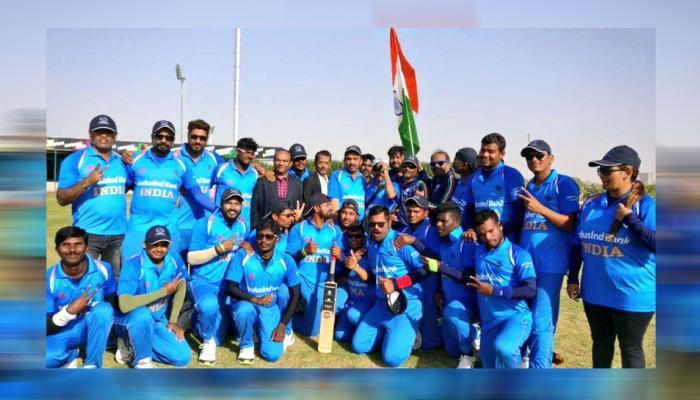 विश्व कप विजेता नेत्रहीन क्रिकेटरों को सम्मानित करेगा BCCI, फाइनल में पाकिस्तान को दी थी मात