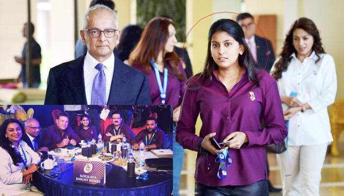 IPL Auction टेबल पर बैठते ही छा गई यह लड़की, नाम जान आप भी हो जाएंगे हैरान