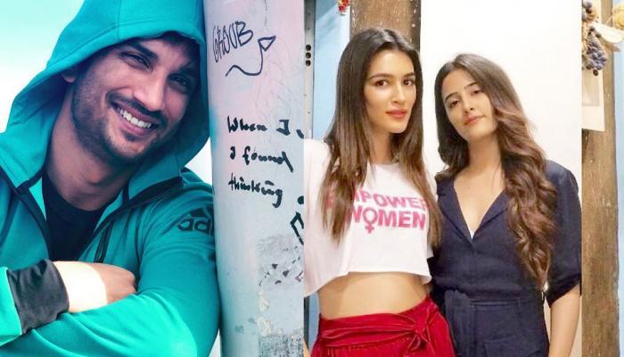 'गर्लफ्रेंड' कृति सेनन नहीं, उनकी बहन के साथ इस फिल्म में नजर आएंगे सुशांत सिंह राजपूत!