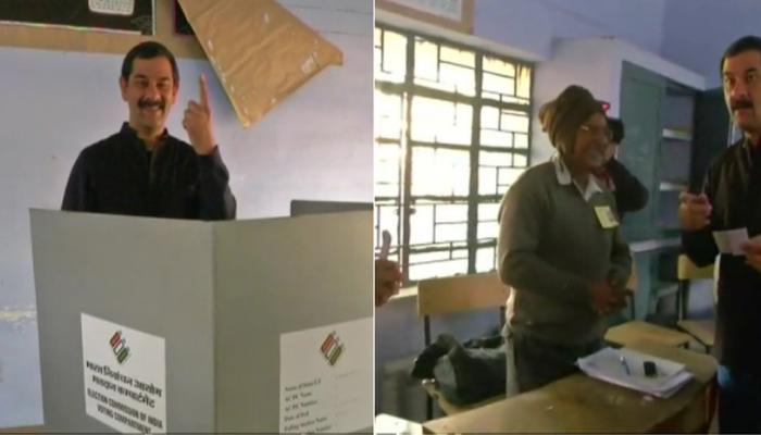 उपचुनावः अलवर में दोपहर 3 बजे तक 50 प्रतिशत वोटिंग