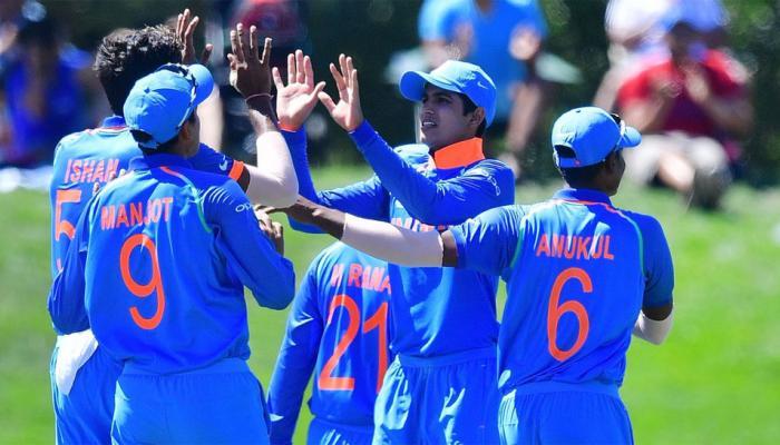 U-19 : पाकिस्तान को धोकर बनाए ये 5 रिकॉर्ड, छठीं बार फाइनल में टीम इंडिया