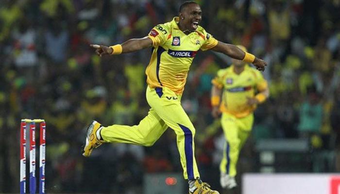 IPL 2018: ड्वोन ब्रावो ने कहा, टी20 क्रिकेट में CSK सर्वश्रेष्ठ फ्रेंचाइजी