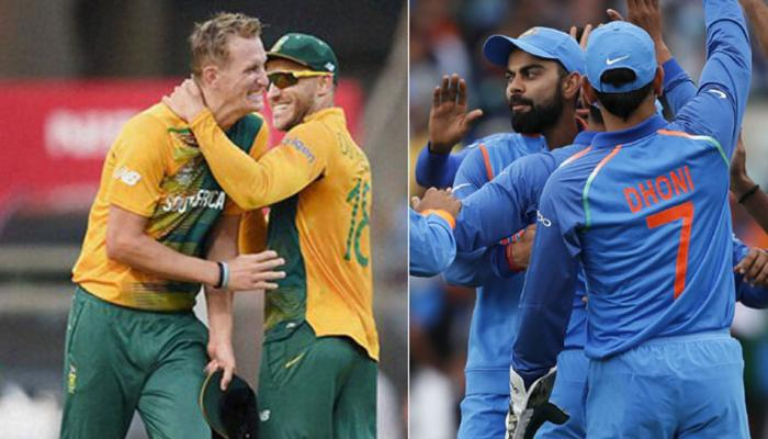 INDvsSA : These are the Indian oneday heros in South Africa