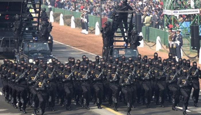 NSG कमांडो अब नियमित रूप से करेंगे योग
