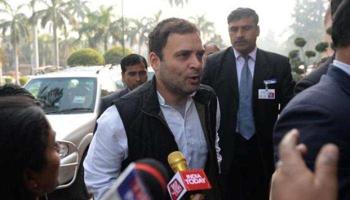 मोदी सरकार के बजट पर मांगी गई राहुल गांधी से प्रतिक्रिया, अजीब रहा रिएक्शन