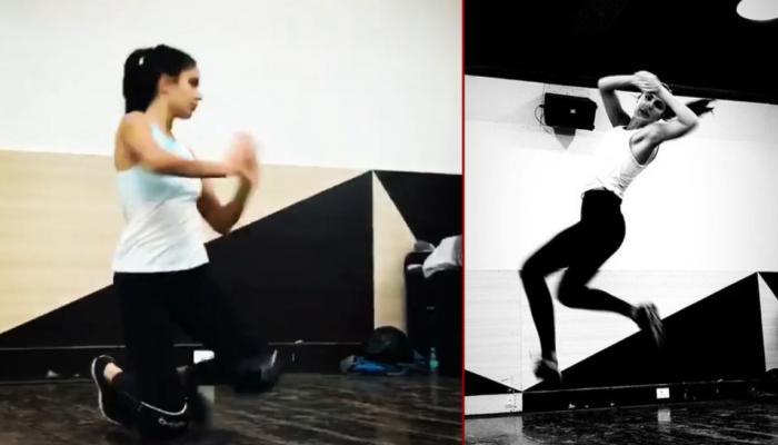 'ठग्स आॅफ हिन्दुस्तान' में मिड एयर डांस मूव्स दिखाएंगी कैटरीना, देखें वीडियो