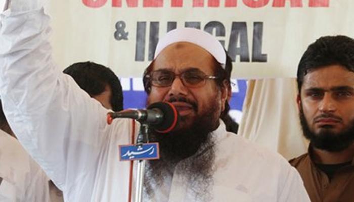 हाफिज सईद ने इस मुद्दे पर मोदी सरकार को बताया 'बेगुनाह', पाकिस्तानी हुकूमत को लिया आड़े हाथ