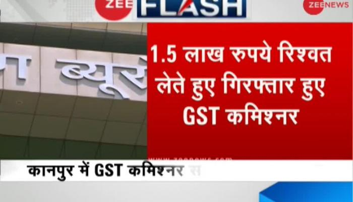 CBI arrests GST commissioner and other 9 members for bribery