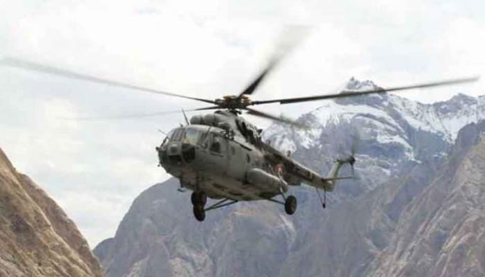 INDIA TODAY: Indian Army Airlifts ill kasmiri boy to take him to hospital