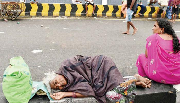 भूटान और फिजी की आबादी से भी ज्यादा है भारत में बेघरों की संख्या