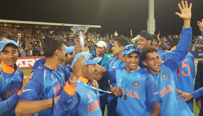 U-19 World Cup: न्यूजीलैंड में लहराया तिरंगा, ऑस्ट्रेलिया को हराकर भारत ने चौथी बार जीता खिताब