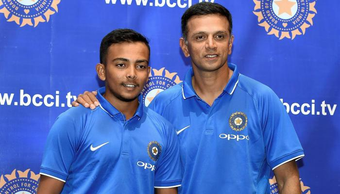 राहुल सर कहते हैं क्रिकेट सिर्फ एक बॉल का खेल, इसलिए हर बॉल को सीरियस लेना : पृथ्वी शॉ