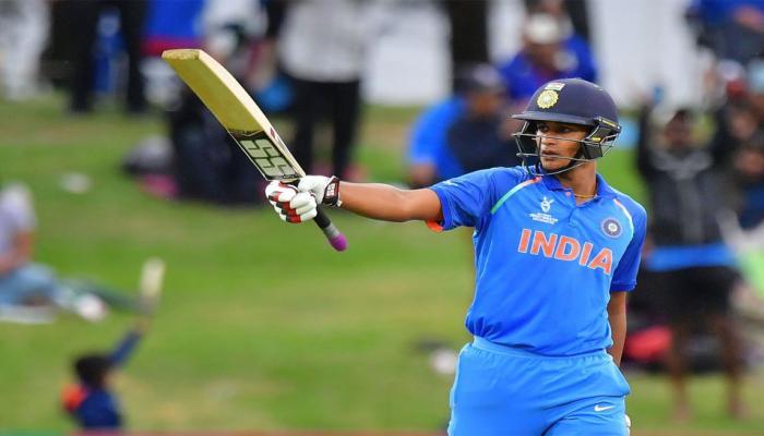 VIDEO: वर्ल्ड कप के इस खास क्लब में शामिल हैं सिर्फ 5 बल्लेबाज, मनजोत दूसरे भारतीय