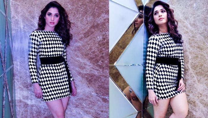When Tamannaah Bhatia did a question herself- 'Who am I?'
