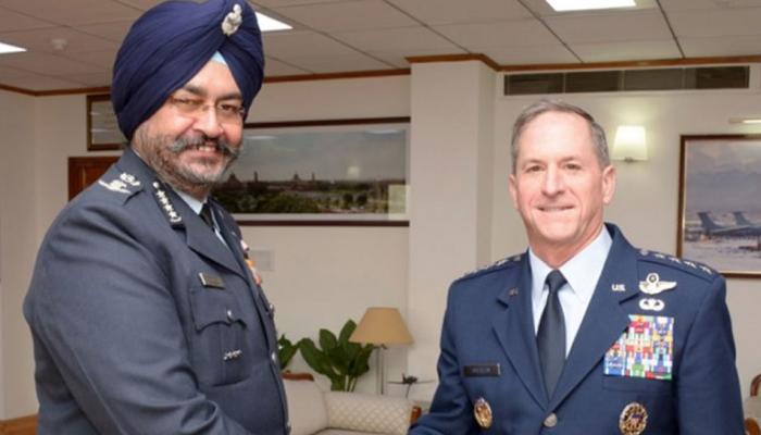 समंदर में चीन को 'चित' करने के लिए भारत को हवाई मदद देगा US, ऑस्ट्रेलिया