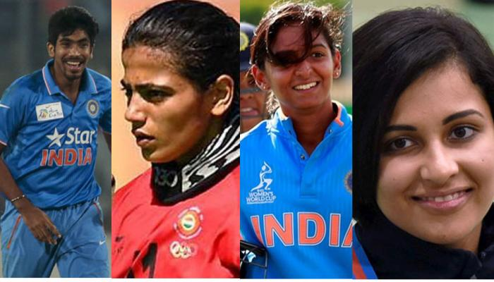 Indian young Players included in list of Forbes' 30 Richest
