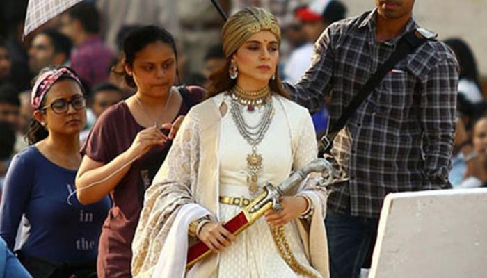 INDIA TODAY: After padmavat, manikarnika the queen of jhansi is on radar