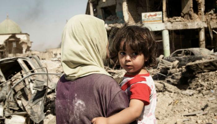 बच्चों के खिलाफ हो रही हिंसा पर यूनिसेफ ने जताई चिंता, कहा युद्ध से मासूमों को नुकसान