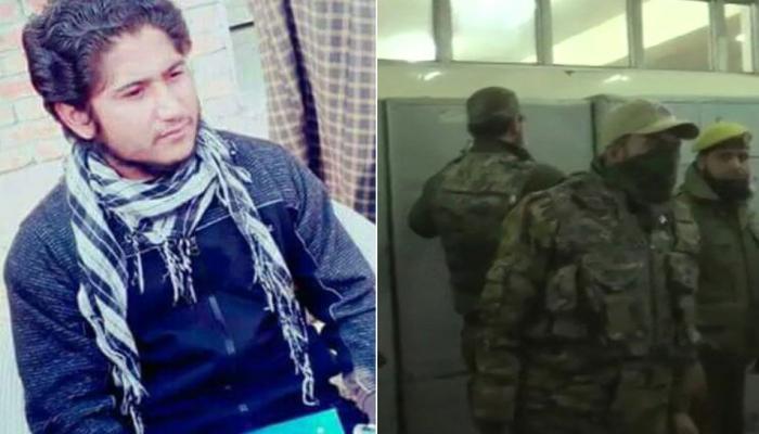जम्मू-कश्मीर : अस्पताल पर हमला कर साथी को लेकर फरार हुए आतंकी, 2 पुलिसकर्मी शहीद