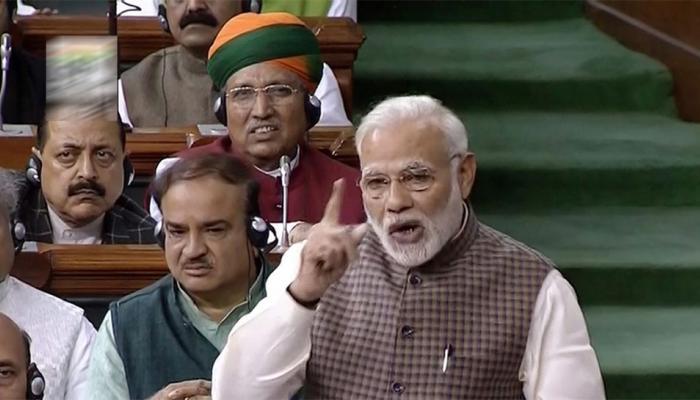 बैंकों का एनपीए कांग्रेस के पाप का नतीजा, देश उसे माफ नहीं करेगा: पीएम नरेंद्र मोदी