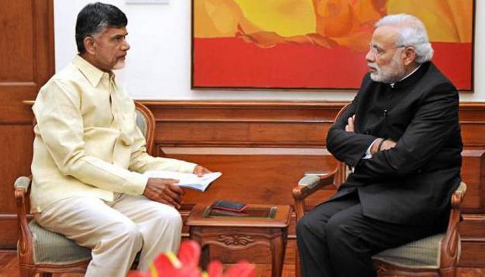TDP का मोदी सरकार पर तंज, आंध्र को मिला बजट 'बाहुबली' के कलेक्शन से भी कम