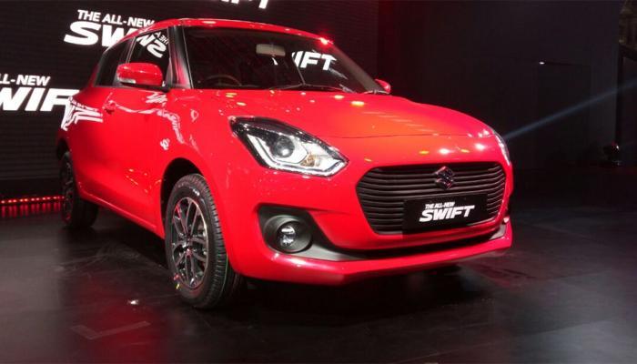 Auto Expo: मारुति ने लॉन्च की 3rd जेनरेशन स्विफ्ट, 28.4 km का है माइलेज