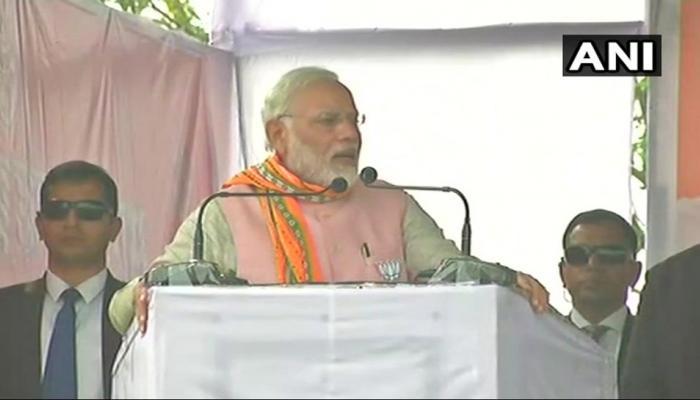 मुस्लिम बहुल इलाके में PM नरेंद्र मोदी की रैली के सियासी मायने...