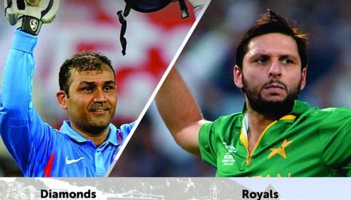 वीरू ने पाकिस्तानी गेंदबाजों पर किए जमकर प्रहार, लेकिन टीम को मिली हार