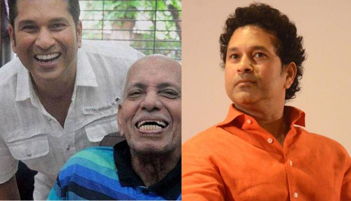 Sachin Tendulkar reamembers his guru Ramakant Achrekar, says, coaches are like Parents