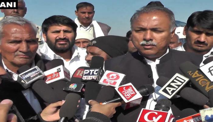 हरियणा : जाट नेता यशपाल मलिक बोले, 'हमारी रैली तभी टलेगी जब लागू होगा समझौता'