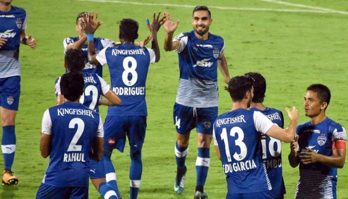 आईएसएल-4 : गोवा को हराकर बेंगलुरू ने मजबूत किया अपना पहला स्थान
