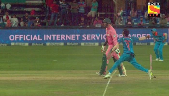 VIDEO : युजवेंद्र चहल ने की बुमराह वाली गलती, भारत के हाथ से फिसली जीत