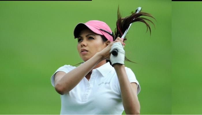 Sharmila Nicollet first Indian to qualify for China LPGA Tour