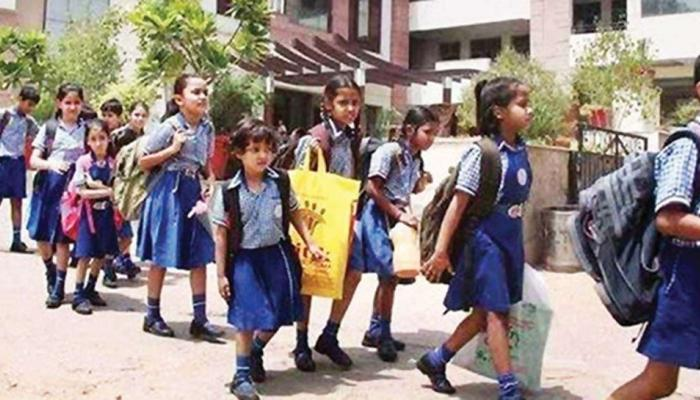 Top news of hindi and english newspaper fear of english forcing students to leave study