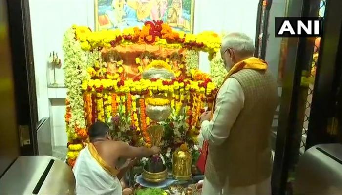 मस्कट में PM मोदी जिस मंदिर में गए, उसका है गुजरात कनेक्शन...