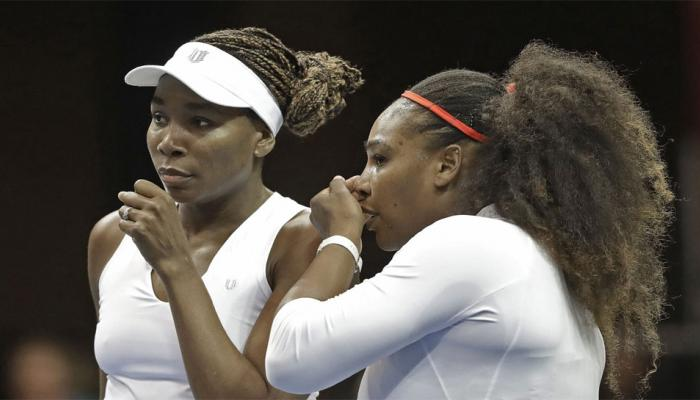 Serena Williams plays first competitive match in over a year at Fed Cup