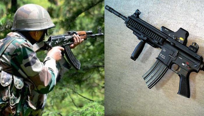 आतंकवाद रोकने के लिए अत्याधुनिक हथियारों से लैस होगी सेना, 15,935 करोड़ की मंजूरी