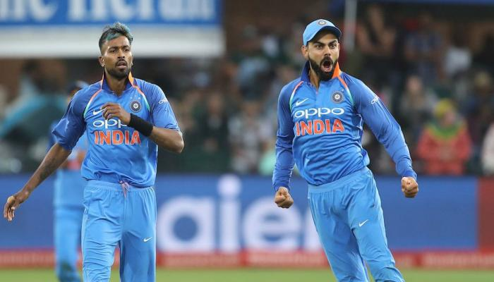 5वें वनडे में गोल्डन डक पर आउट होने वाले हार्दिक पांड्या ने लपका शानदार कैच, VIDEO हुआ वायरल