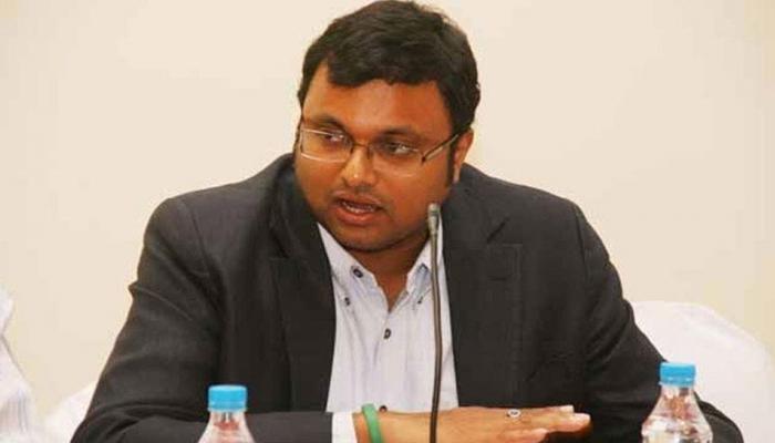 INX मीडिया मामला : पी. चिदंबरम के बेटे से जुड़े लोगों के ठिकानों पर चेन्नई में छापेमारी