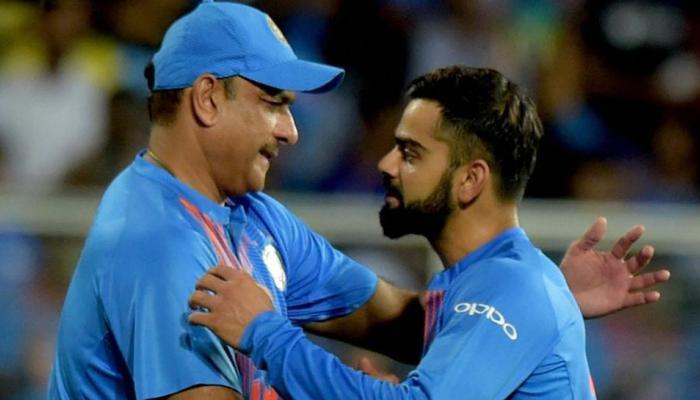 INDvsSA : कोच रवि शास्त्री ने जीत का सारा श्रेय दिया अपने 'लाड़ले खिलाड़ी' को