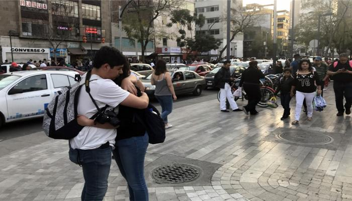earthquake of 7.2 magnitude in mexico