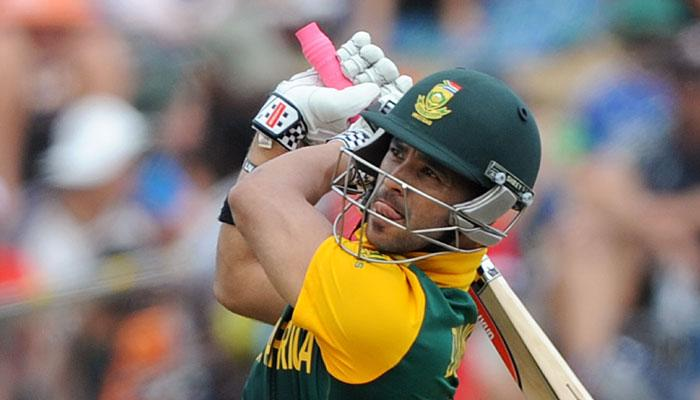 वनडे में हार के बाद डुमिनी को टी20 सीरीज में नए चेहरों पर भरोसा
