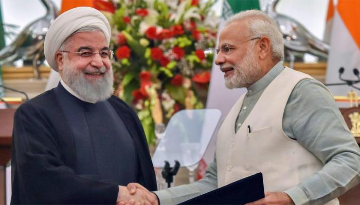 आतंकवाद के खिलाफ एक सुर में बोले भारत-ईरान