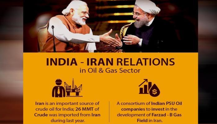 ईरान से तेल आयात बढ़ाएगा भारत, ईरानी तेल क्षेत्र में हिस्सेदारी लेने में दिखाई दिलचस्पी