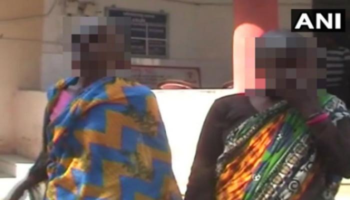 शर्मनाकः  जादू-टोने के शक में 2 महिलाओं का सिर मुंडवा खिलाया गया मानव मल